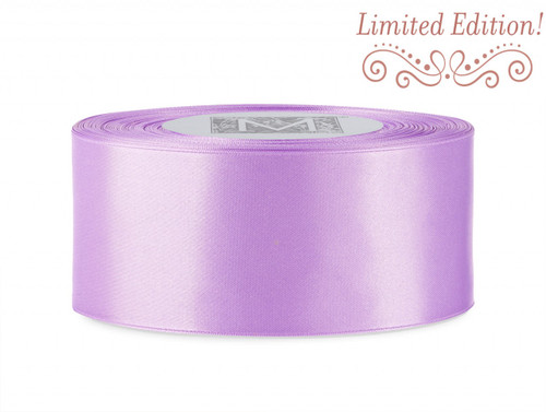 Double Faced Satin Ribbon - Orchid