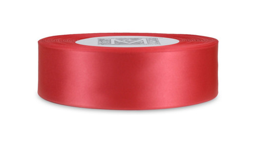Double Faced Satin Ribbon - Quince