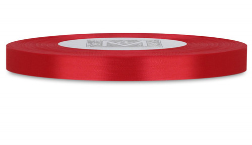 Rayon Trimming Ribbon - True Red