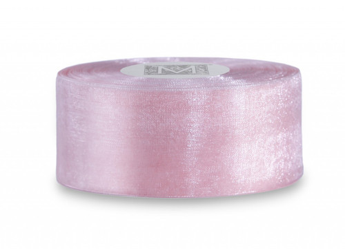 Organdy Ribbon - Peach