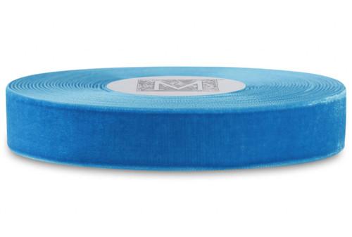 Velvet Ribbon - Turquoise
