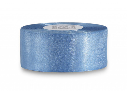 Organdy Ribbon - Blue