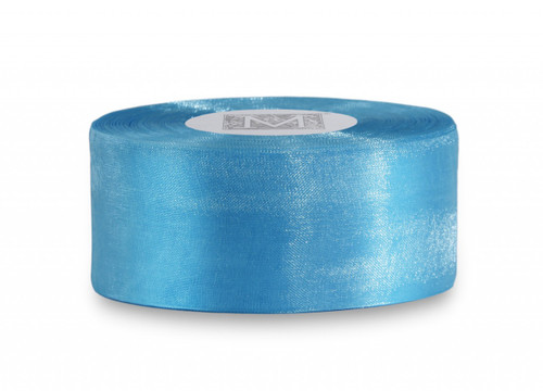 Organdy Ribbon - Turquoise