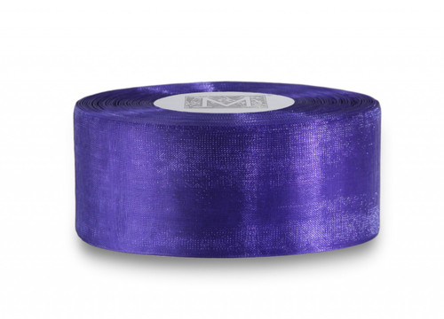 Organdy Ribbon - Amethyst