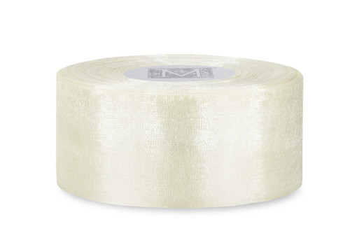 Organdy Ribbon - Ivory