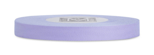 Custom Printing on Herringbone Ribbon - Lavender