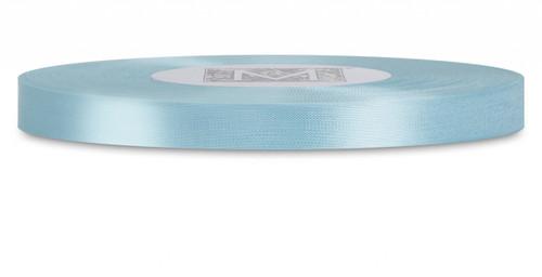Custom Printing on Rayon Trimming Ribbon - Aqua