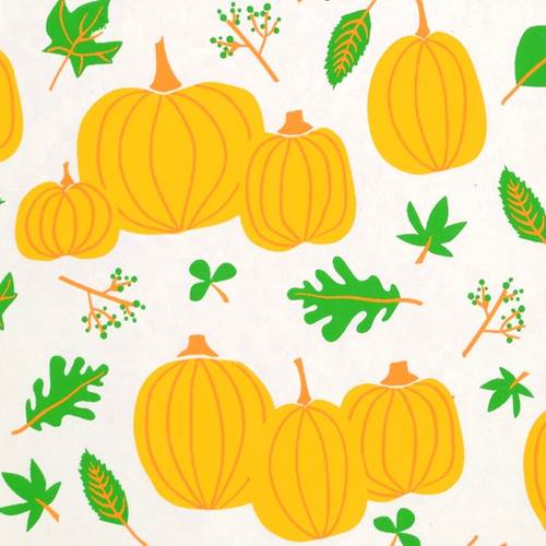 Pumpkins – Cream/Orange/Green