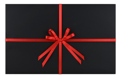 Present's Name: Red On Black