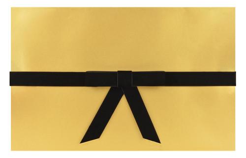 Present's Name: Black Velvet on Gold