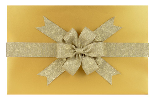 Present's Name: Sparkle On Gold
