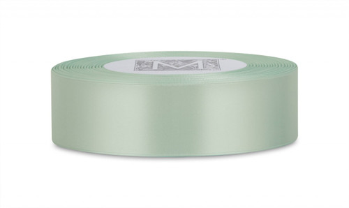 Double Faced Satin Ribbon - Spa