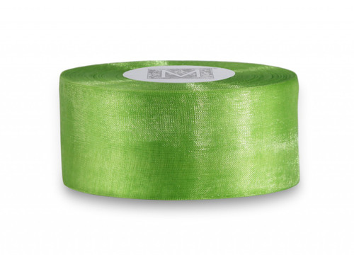 Organdy Ribbon - Chartreuse