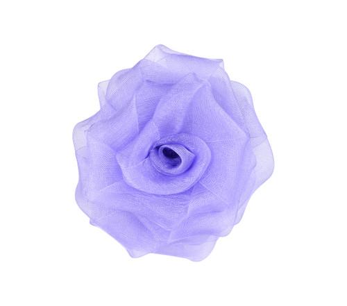 Organdy Rose: Lavender Topper