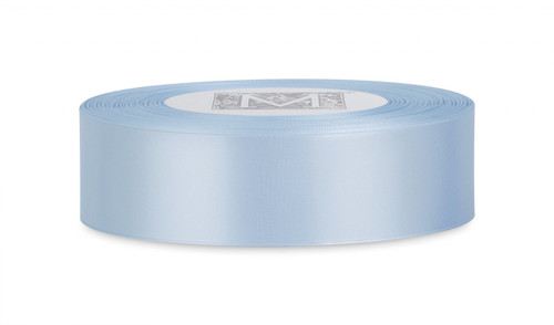 Double Faced Satin Ribbon - Powder Blue