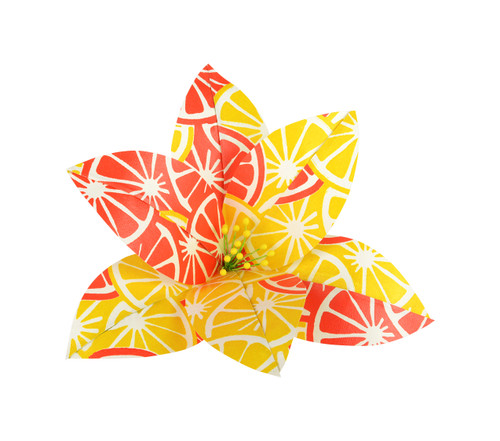Lily Topper Lemon and Oranges
