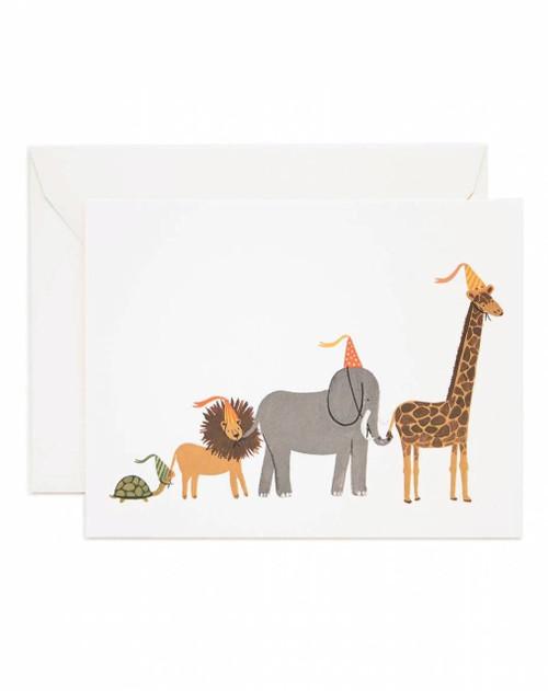 Party Parade Card