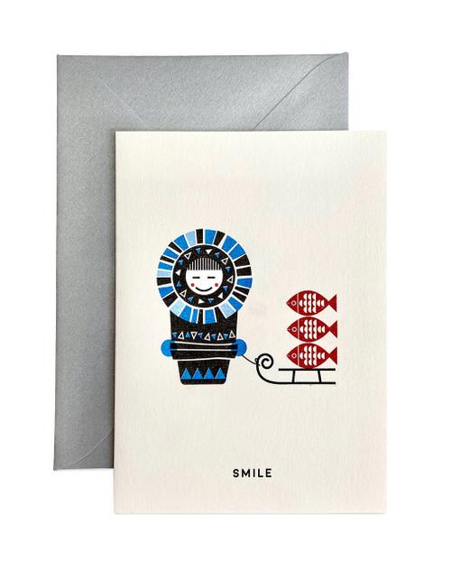 Eskimo Card