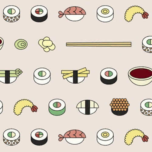 Sushi Box Gift Wrap