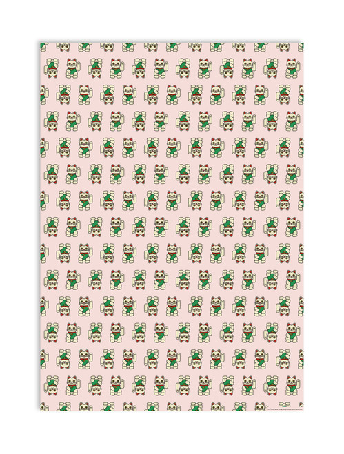 Lucky Charm Gift Wrap