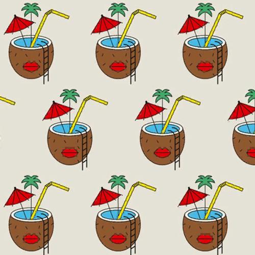 Coconut Dreams Gift Wrap