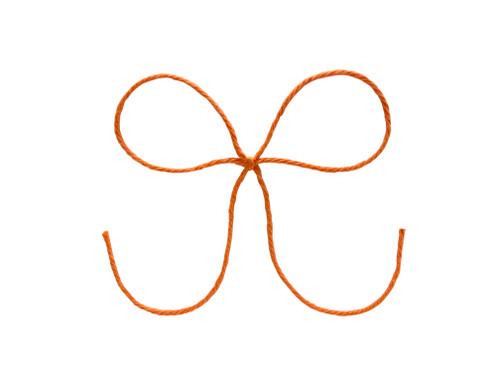 Baker's Twine - Orange