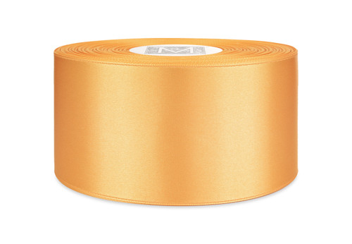 Double Faced Satin Ribbon - Apricot