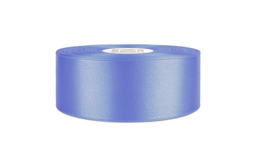 Double Faced Satin Ribbon - Forget Me Not
