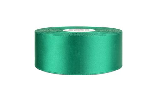 Double Faced Satin Ribbon - Emerald