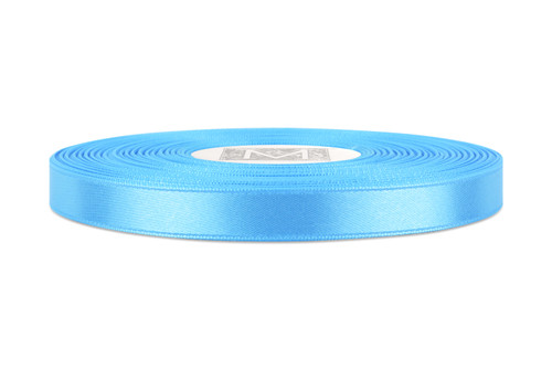 Double Faced Satin Ribbon - Light Blue