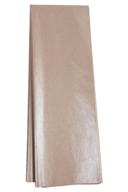 Shimmer Tissue Paper - Champagne