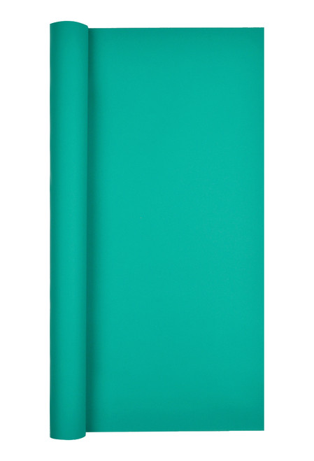 Solid Colored Gift Wrap -  Emerald