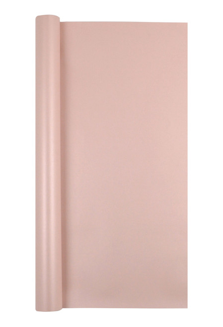 Solid Colored Gift Wrap -  Rose Gold