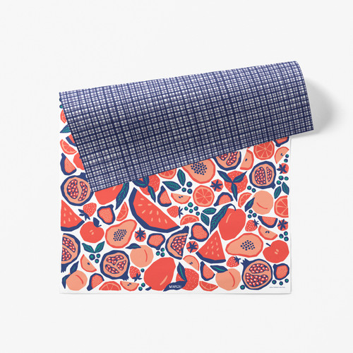 Picnic Double Sided Gift Wrap