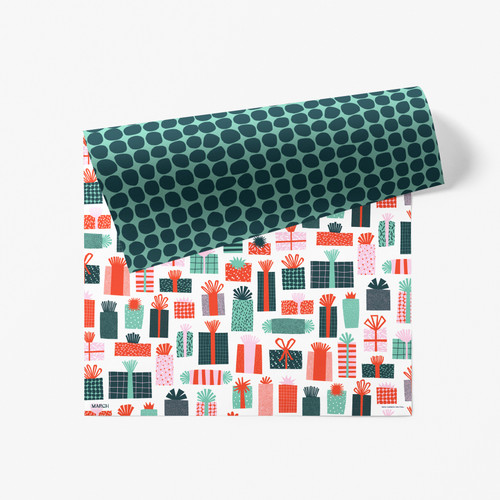 Wrap it Up Double Sided Gift Wrap