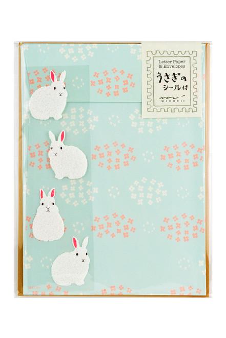 Rabbit Letter Set