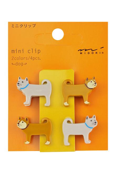 Mini Dog Clips