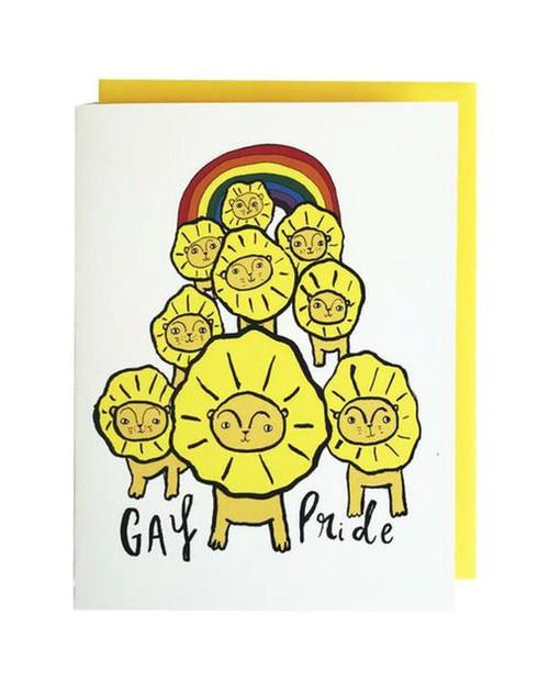 Gay Pride Card