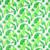 Palms - Cream, Green/Light Green Metallic