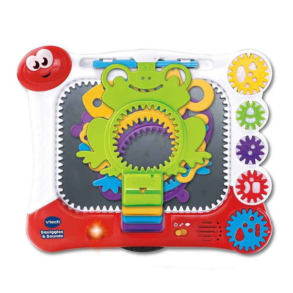 VTECH DIGIART SQUIGGLE & SOUNDS ARTS