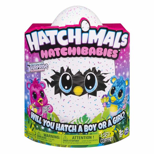 HATCHIMALS HATCHBABIES CHEETREE 2 PACK