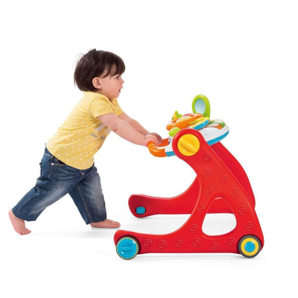 CHICCO 4 IN 1 GROW AND WALK