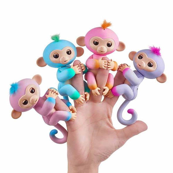 FINGERLINGS MONKEY 2 TONE ASSORTMENT