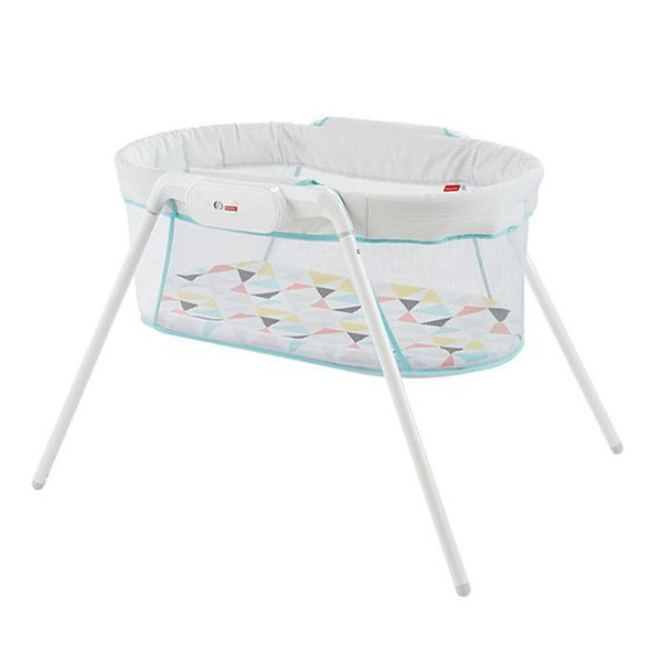 FISHER-PRICE STOW N' GLOW BASSINET