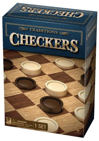 CARDINAL GAMES TRADITIONS CHECKERS