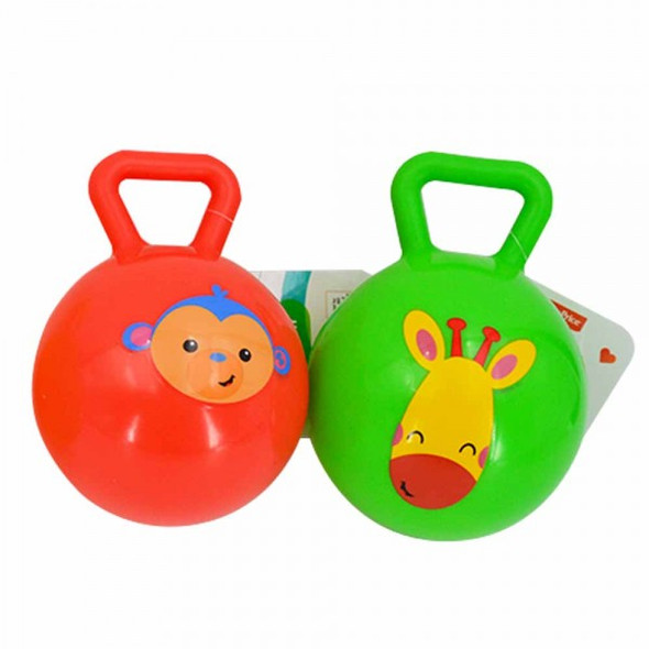 FISHER-PRICE BELLING BALL 4 INCHES