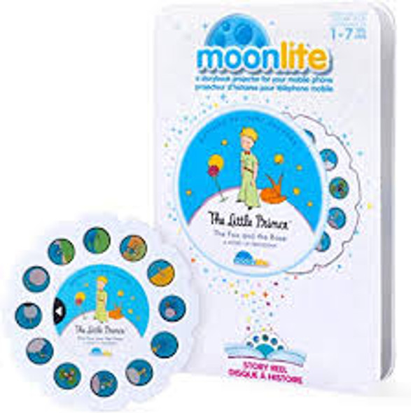 MOONLITE STORY REEL (THE LITTLE PRINCE)