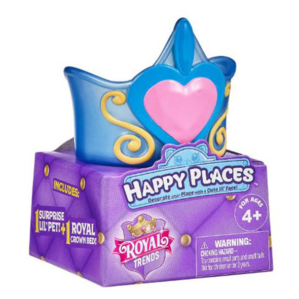 HAPPY PLACES ROYAL TRENDS COLLECTABLE PETS