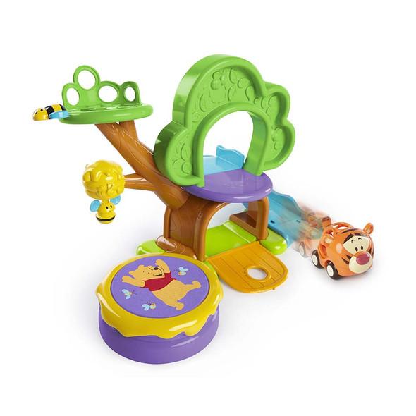 DISNEY BABY WINNIE THE POOH TREEHOUSE PLAYSET