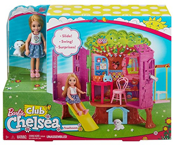 BARBIE CHELSEA TREEHOUSE PLAYSET